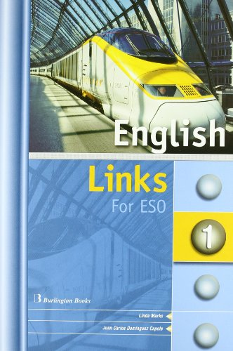 9789963469192: English Links For 1ºeso St 2