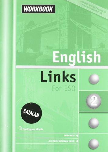 9789963469703: English Links For ESO 2 - Workbook (+CD)