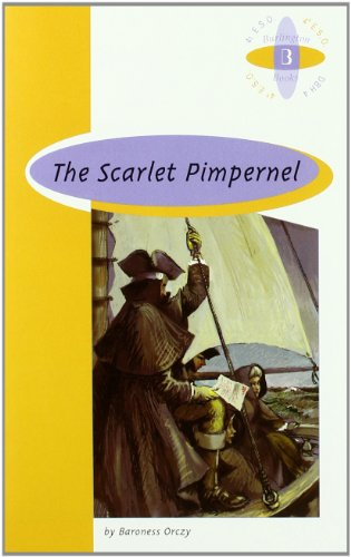 9789963471133: Br scarlet pimpernel the 4 eso