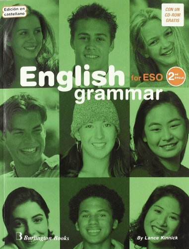 9789963471782: English Grammar For ESO. 2nd Cycle
