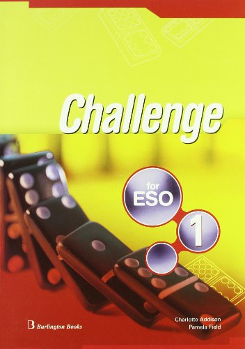 9789963472413: Challenge. Student's Book. 1º ESO