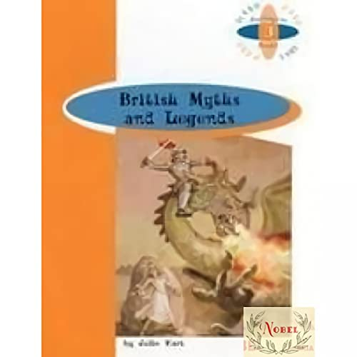 9789963473137: Br british myths and legends 2 eso