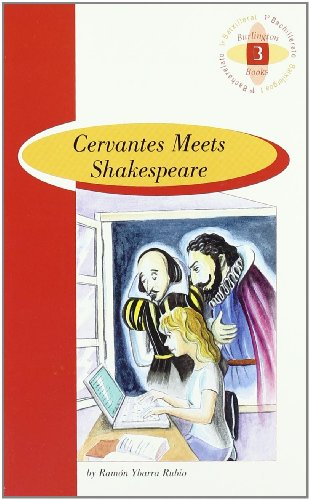 9789963473229: CERVANTES MEETS SHAKESPEARE 1ºNB
