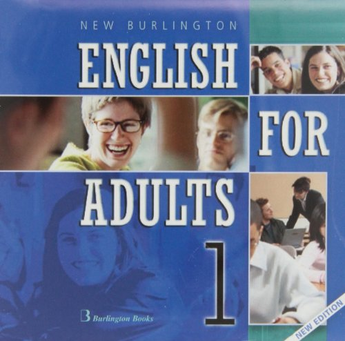 9789963474011: ENGLISH FOR ADULTS 1 CD