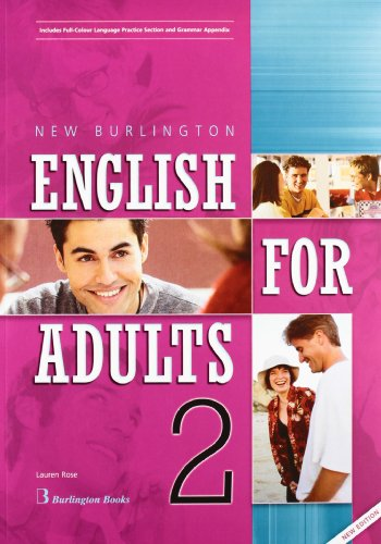 9789963474028: New Burlington English for Adults 2, Student's Book