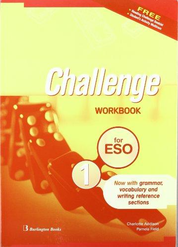 9789963475223: Dbh 1 - Challenge Wb + Booklet Basque