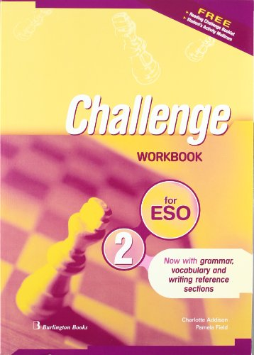 9789963475254: Dbh 2 - Challenge Wb + Booklet Basque