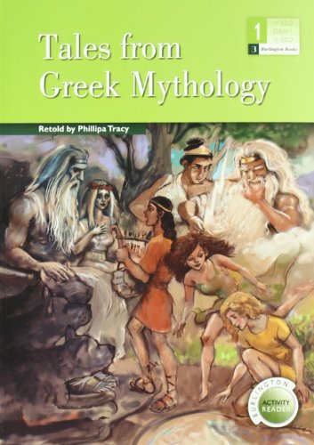 9789963475445: TALES FROM GREEK MYTHOLOGY 1§ESO BRN