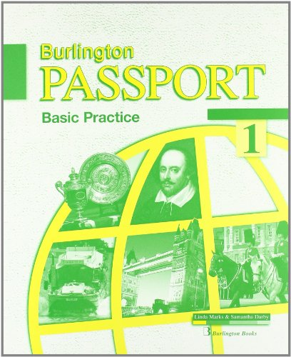 9789963476732: Passport 1. Basic Practice. 1º ESO
