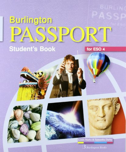 Passport for ESO 4 Student´s book