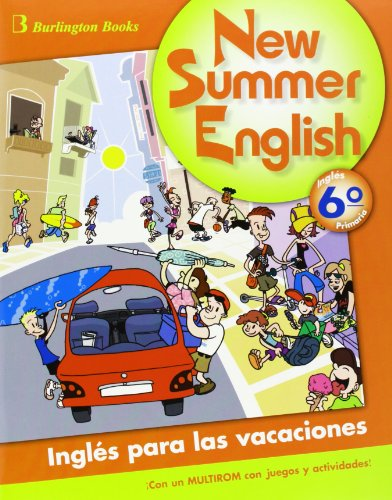 9789963478156: New Summer English (+CD) - E.P.6 09