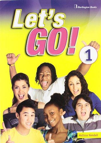 9789963478491: Lets Go! 1. Student's Book - Edición 2008