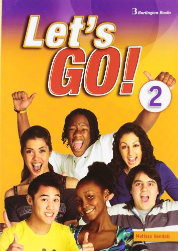 Let's go. Student's book.: Kendall, Melissa