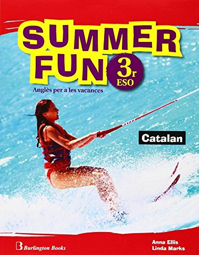 9789963478668: SUMMER FUN 3 ESO (STUDENT BOOK + CD) (CATALAN)