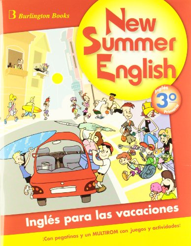 9789963478712: New Summer English (+CD) - E.P.3 09