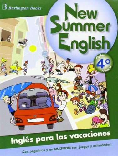 9789963478736: New Summer English (+CD) - E.P.4 09