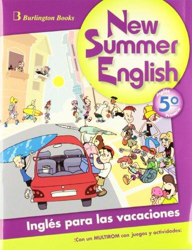 9789963478750: New Summer English(+CD) - E.P.5 09
