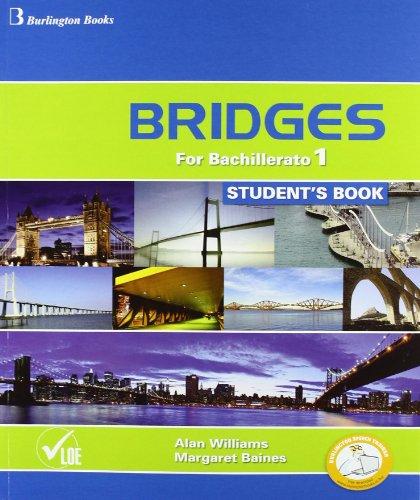 9789963478972: Bridges For Bachillerato 1. Student´s Book