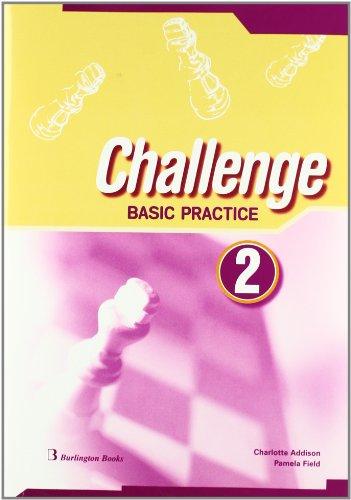 9789963479290: Challenge. Basic Practice. 2º ESO