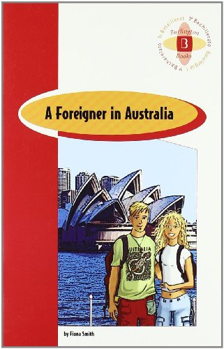 9789963479436: FOREIGNER IN AUSTRALIA,A 1§NB