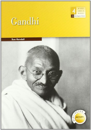 9789963479498: GANDHI 4§ESO BAR