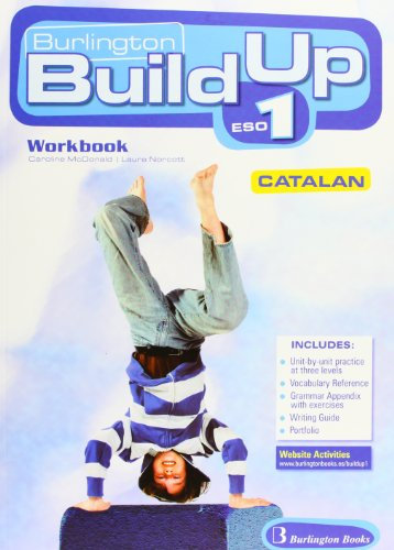 9789963479924: Build up, 1º ESO: workbook
