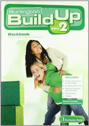 9789963480012: Build Up 2. Workbook. 2º ESO