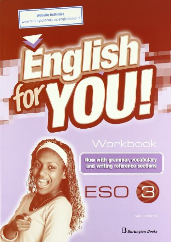 9789963481354: English For You. Workbook. Word Games. 3º ESO