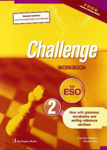 9789963481422: CHALLENGE 2§ESO WB 09 BURIN2ESO