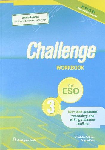 9789963481439: CHALLENGE 3 EJER