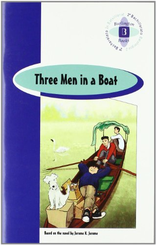 9789963481767: THREE MEN IN A BOAT BCH2 BURLING