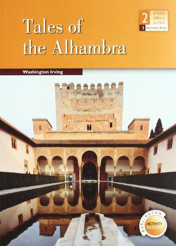 9789963481828: TALES OF THE ALHAMBRA-2 ESO
