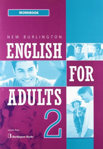 9789963483686: English For Adults. Bachillerato 2. Workbook - 9789963483686