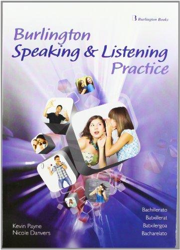 9789963484201: BURLINGTON SPEAKING & LISTENING PRACTICE 12 BURIN49NB