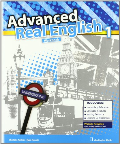 9789963484515: ADVANCED REAL ENGLISH 1 ESO WB ED.11 Burlington