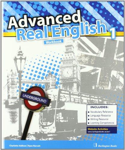 9789963484515: ADVANCED REAL ENGLISH 1 ESO WB ED.11 Burlington