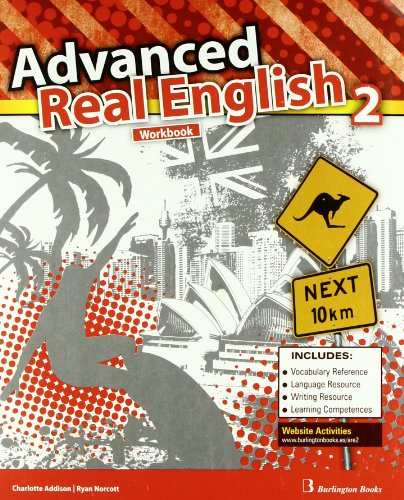 9789963484584: ADVANCED REAL ENGLISH 2 WB ED.11 Burlington
