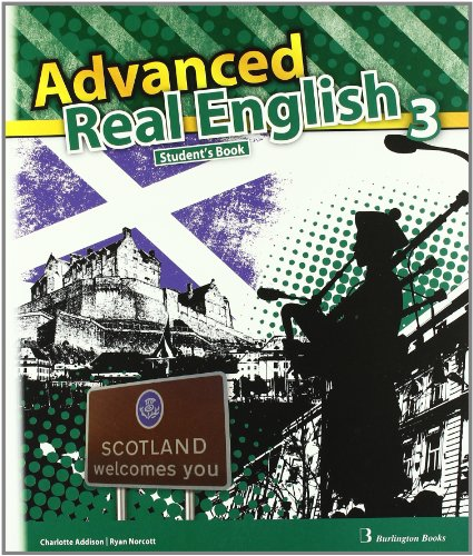 ADVANCED REAL ENGLISH 3 STUDENT BOOK: AA.VV