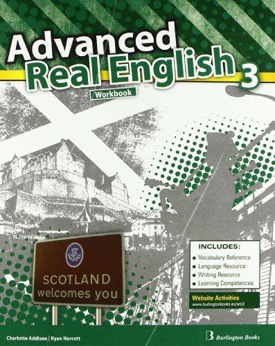 ADVANCED REAL ENGLISH 3 ESO WB ED.11: UNKNOWN