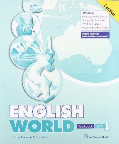 9789963484799: english-world-1-eso-ejercicios-catalan