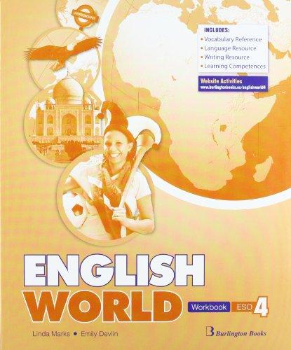 9789963485055: English World 4. Workbook. 4º ESO