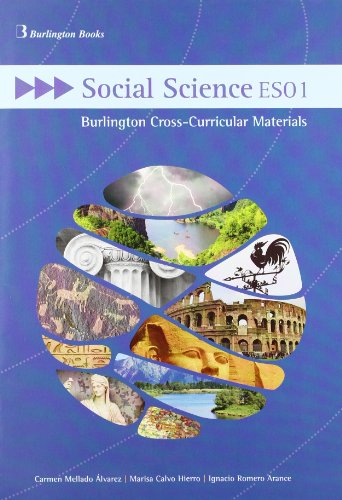 9789963485147: Burlington Cross-Curricular Material For ESO 1. Social Science