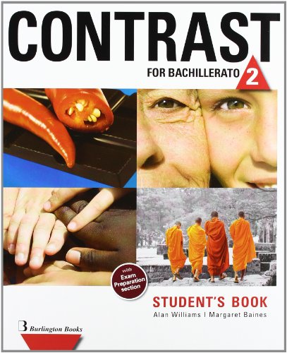 9789963485277: 2º bach contrast (student's book)