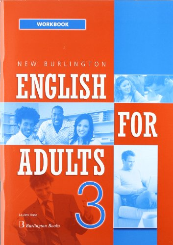 9789963485390: English For Adults. Workbook - Number 3