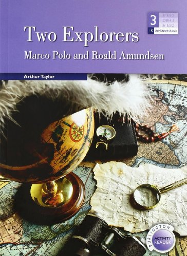 TWO EXPLORERS Marco Polo and Roald Amundsen: Arthur Taylor