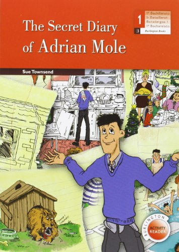 9789963488773: Secret Diary Of Adrian Mole The 1 Bachillerato
