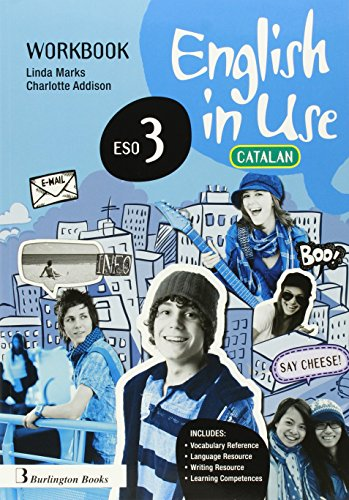 9789963489398: ENGLISH IN USE 3R.ESO WORKBOOK. CATALá
