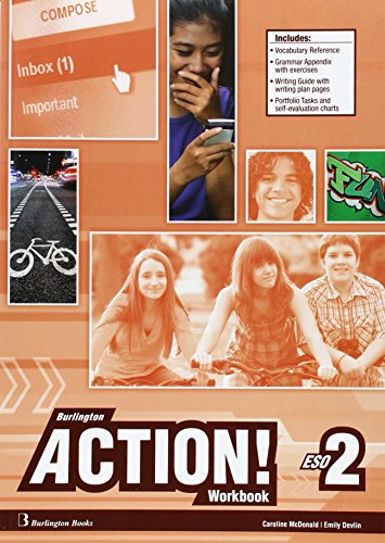 9789963489657: ACTION 2ºESO WB 15
