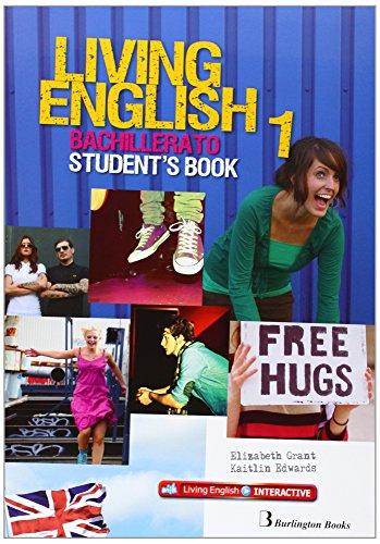 LIVING ENGLISH 1 BACH SB ED.14 Burlington Books: BURLINGTON BOOKS ESPA¥A,S.L.