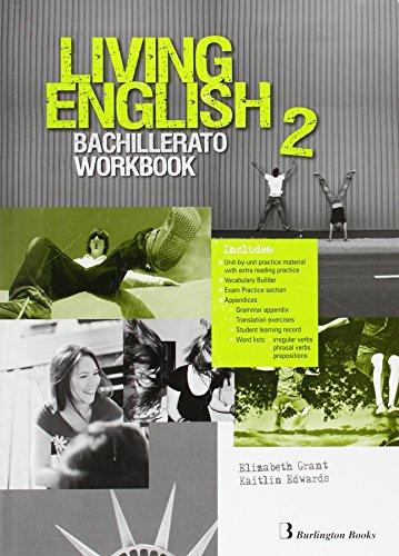 15).living english 2º.bach.(workbook): Vv.Aa